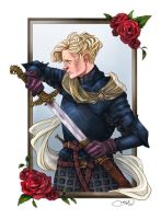 Brienne Of Tarth by ApricotKnight