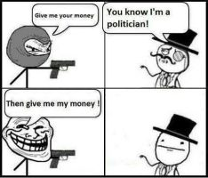 GIVE ME MY MONEY by jjp158