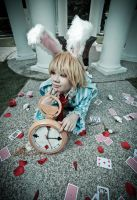 Messiah - down the rabbit hole by maria-neige