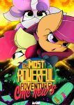 THE MOST POWERFUL ADVENTURE Cmc new's by AHEKAO