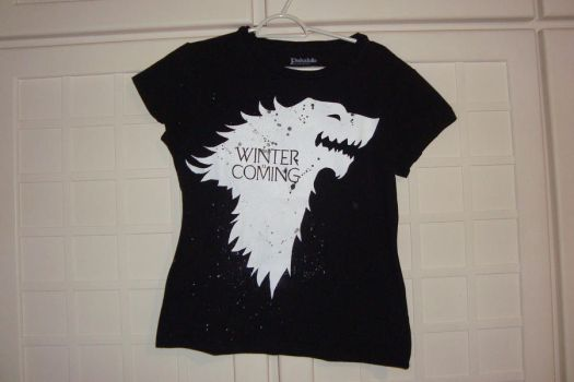Game of Thrones Home-made Tshirt by Lalai-chan