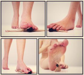 Old Feet Renders by Flagg3D