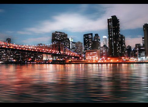 New York City by Whitemagic160