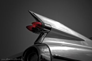 1959 Cadillac by AmericanMuscle