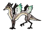 Avelpes dragon Auction [CLOSED] by TheAdoptArtist