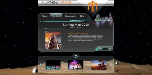 BurningMan2010 by TomGonets