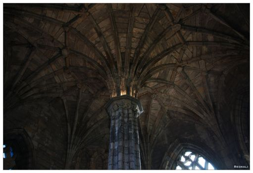 Elgin Cathedral IV by redkali
