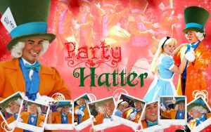 Party Hatter by margflower
