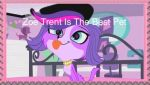 Zoe Trent Is The Best Pet Stamp by RussellFergusonFan1