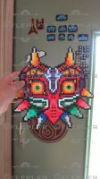 Majora mask by flepi