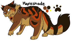 Mapleshade by flash-the-artist