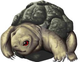 Golem is... a turtle