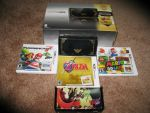 Limited Edition Zelda 3ds And Games by TheTrueSurvivor