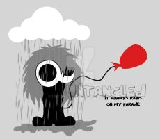It Always Rains On My Parade by untangled