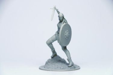 Eve Miniature 55mm by HazardousArts