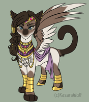 Egyptian Themed Mare Auction 2 GONE by Kasara-Designs