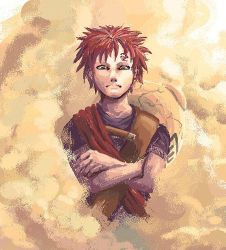 Naruto: Sabaku no Gaara by Risachantag