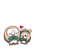 Rowlets by Ethelbutt