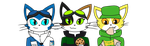 Blinx Fan Wikia Banner (ver. 3) by catgirl140