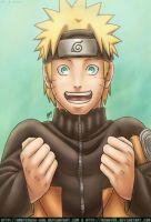 Naruto Happy by Amaterasu-kun