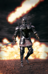 Let's fight for honor by CGLuminates