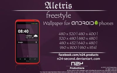 Aletris: Freestyle by n24-second