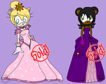 Princess Adoptables by SparDanger