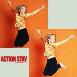 Action Stay. by isverybeautiful