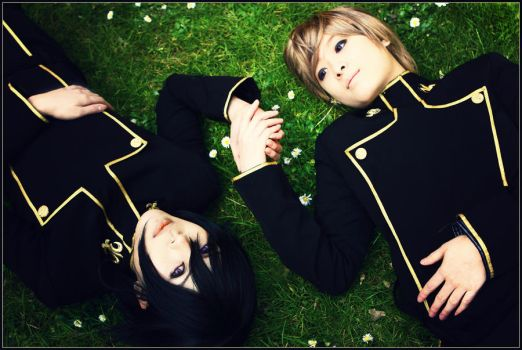 Code Geass: I'm by your side by rosiael