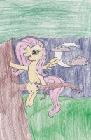 She'd like to be a Tree... by DarkKnightWolf2011