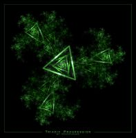 Triadic Progression by DeepChrome