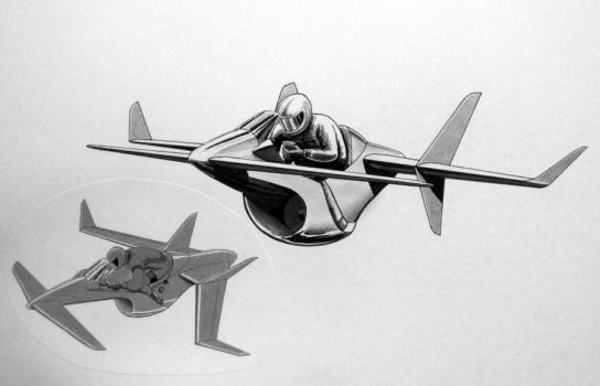 Airbike 2 by JamesF63