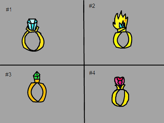 Which Ring Should Pringal Use To Perpose To Paris? by AnMachi