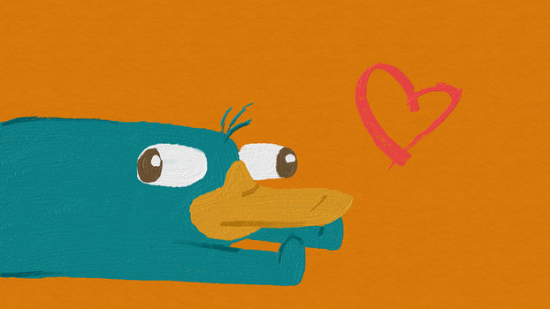Perry by Imaplatypus