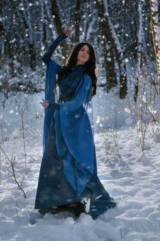 Luthien. The song of winter. by Fealin-Meril