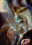 KING LEORIC by inoxdesign