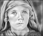 Jesus as a  young Boy... by Katerina-Art
