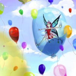 Balloon by janev777