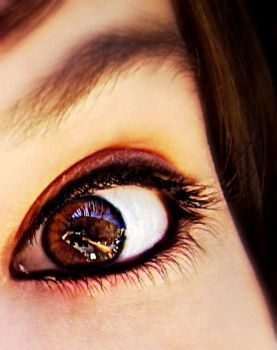 My Expressive Eye. by xLeirex