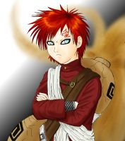 gaara of the desert by shelly-14