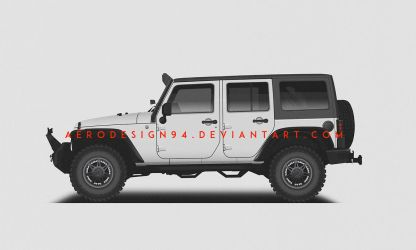 Jeep by AeroDesign94
