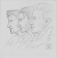 Favourite men from Dragon Age by SilverHawk10
