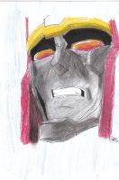 Another face of Megatron by RiverPrime