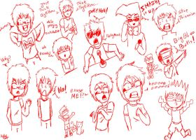Markiplier Doodles #2 by hayfa8
