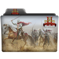 Age of empires 2 Forgotten Folder Icon by alacazain