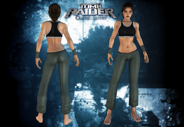 TRCO - TR1 Gym Outfit 2012 by legendg85