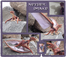 Netherdrake Final by FoamWoods