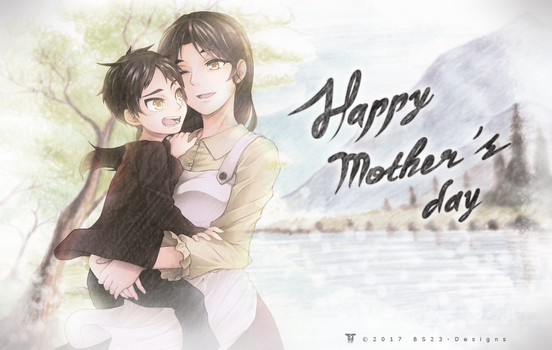 Happy Mother's Day by Kevin-BS23