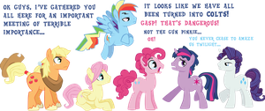 And One Makes Six by Trotsworth