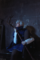 Rise of the Guardians - Jack Frost by MilliganVick